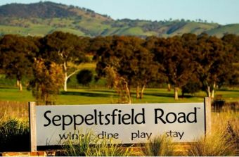 "Photo for: Seppeltsfield Barossa Initiates Australia's First ""Tap and Go"" Tech To Protect Your Wine"