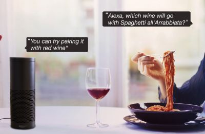 Photo for: How Voice Technology Could Disrupt the Wine Industry