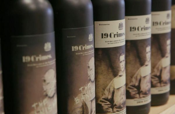 Photo for: Technology and Wine: How 19 Crimes and Augmented Reality has Helped Revolutionize the Wine Label