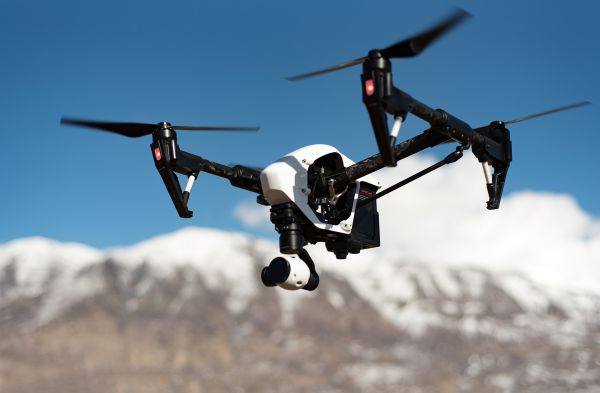 Photo for: Drones Changing The Wine Business