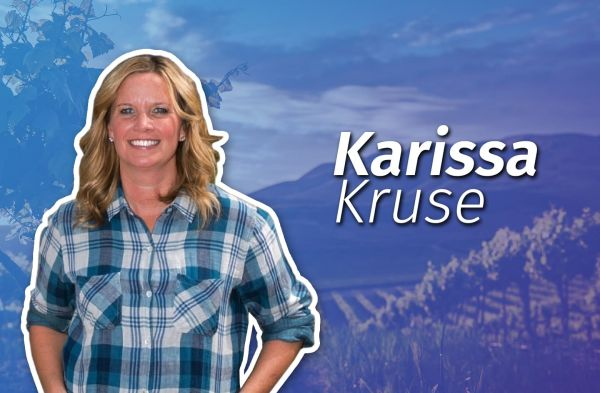 Photo for: Meet Karissa Kruse at Future Wine Expo