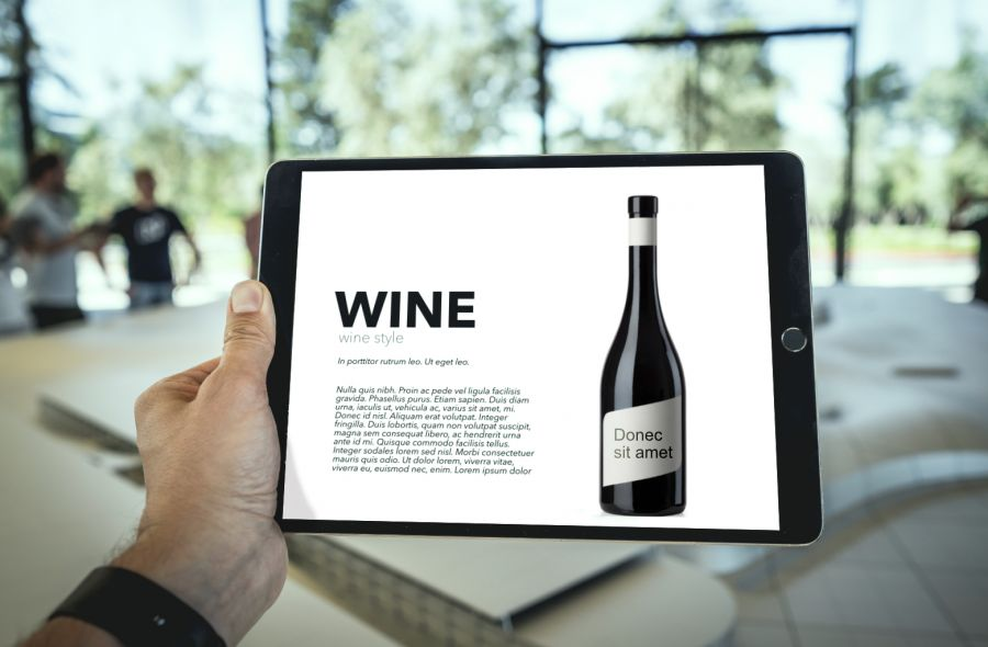 Photo for: How Augmented Reality Can Be Used to Sell More Wine