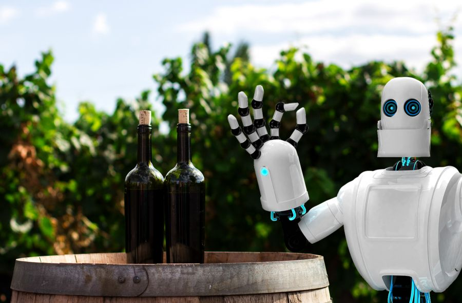 Photo for: 8 Technology Trends That Will Impact the Future of Wine