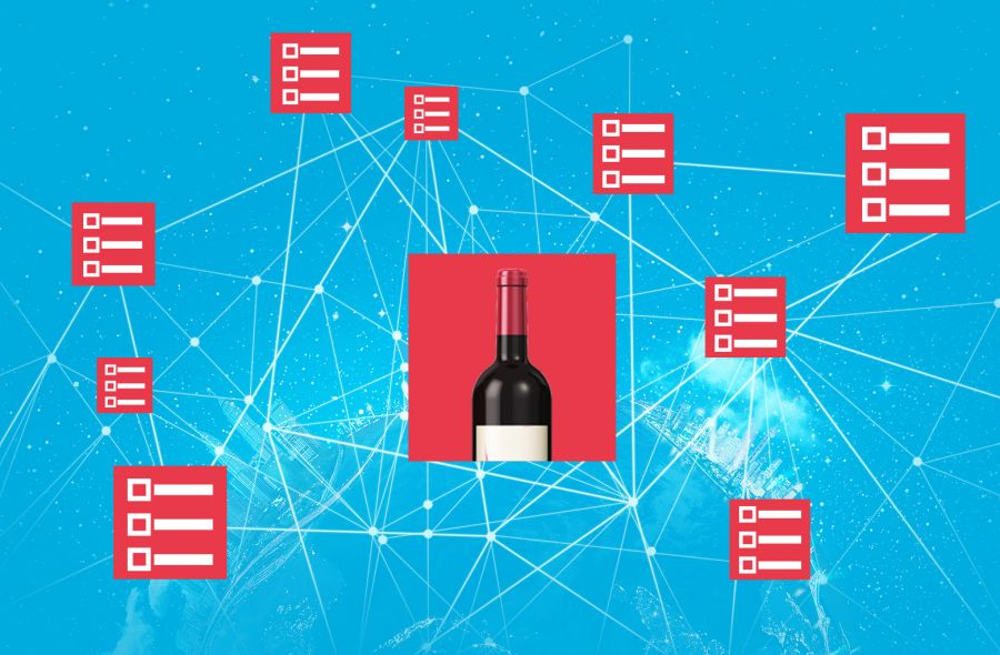 Photo for: Barcode and Blockchain in Wine Industry