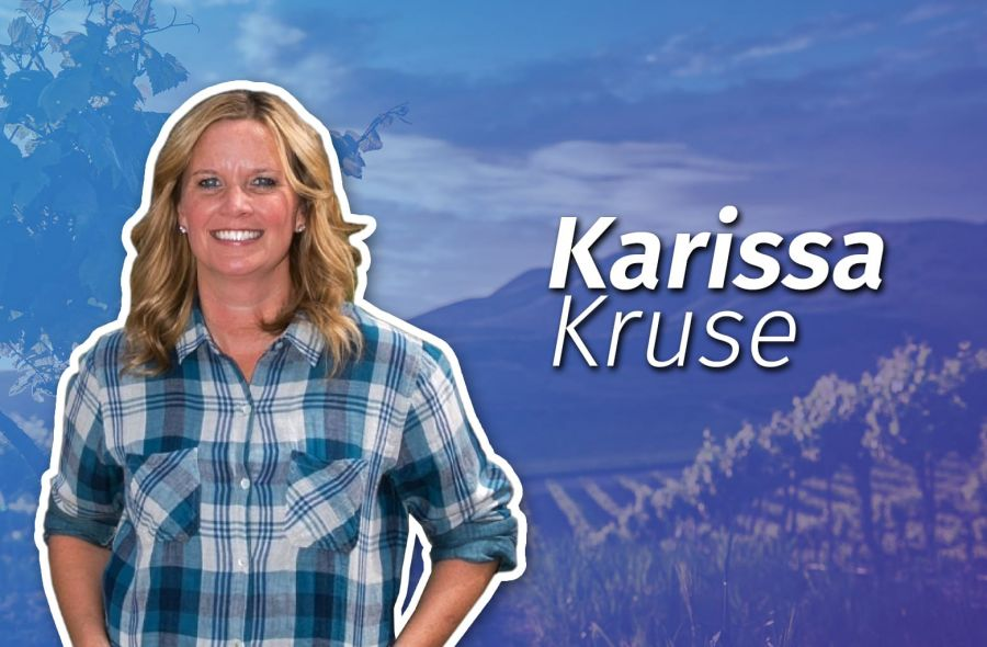 Photo for: Meet Karissa Kruse at 2020 Future Wine Expo